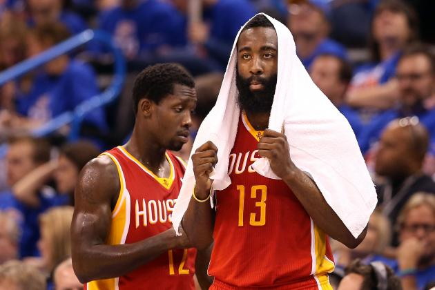 Grading Every Houston Rockets Players' 1st Round Performance so Far