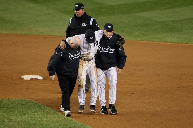 New York Yankees: Injury Report Update After 1 Month