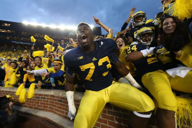 Michigan Football: 4 Reasons the Big House Is the Best College Football Stadium
