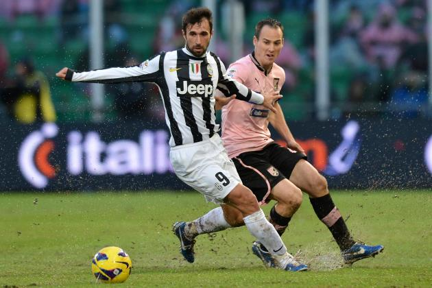 Juventus vs. Palermo: Complete Serie A Preview