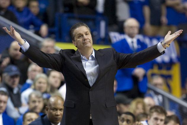 Kentucky Basketball Recruiting: Wildcats' 5 Top Targets in 2014 Class