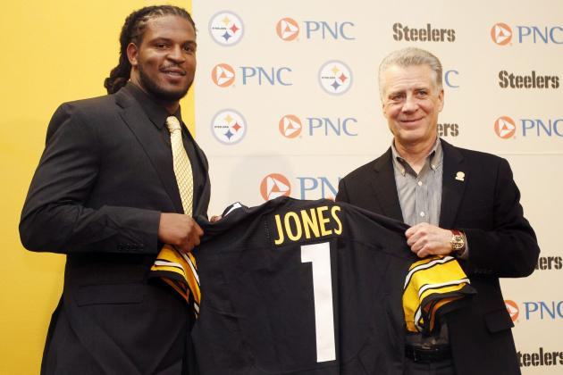 How Each Pittsburgh Steelers Draft Pick Will Contribute in 2013