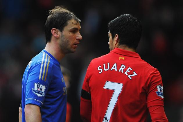 6 Potential Luis Suarez Replacements If He Leaves LFC This Summer