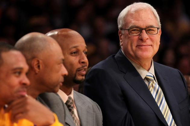 Detroit Pistons: 5 Prospective Coaches in Phil Jackson's Rolodex