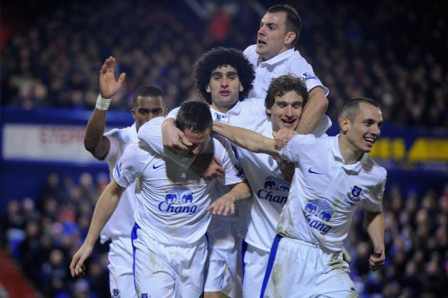 8 Realistic Goals for Everton in the 2013-14 Season