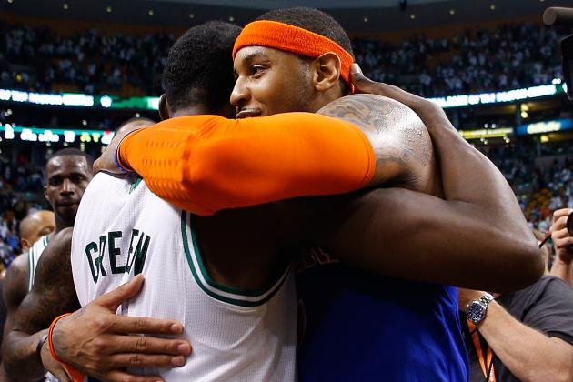 New York Knicks vs. Boston Celtics: Postgame Grades and Analysis