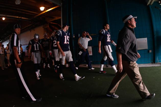 Early Projections for Patriots' Final 53 Man Roster