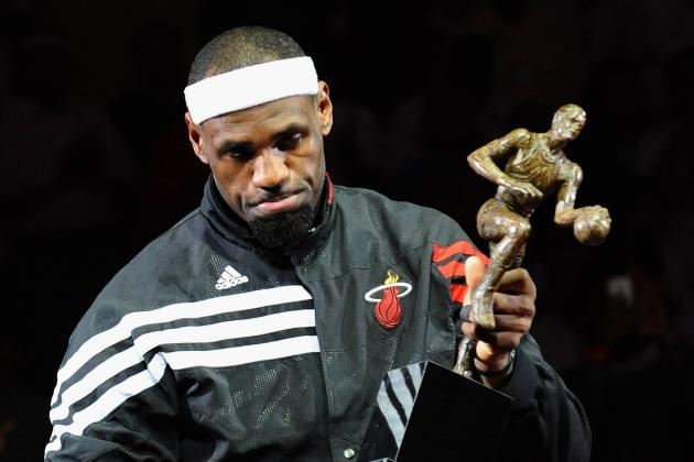 Ranking LeBron James' MVP Season with Best Since 2000