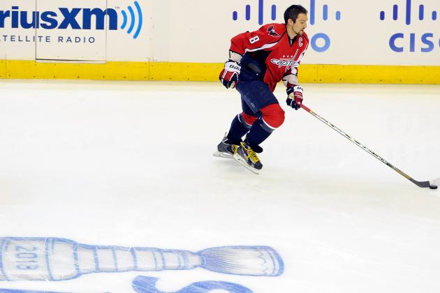5 Signs That Alex Ovechkin Is Ready to Take Over the Stanley Cup Playoffs