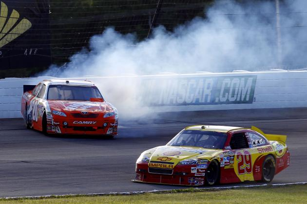 The 10 Best Sprint Cup Saves Since 2000