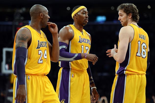 Full Roster Predictions for LA Lakers Next Season