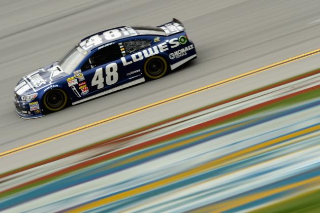 5 Factors That Help Make Jimmie Johnson the Best in NASCAR