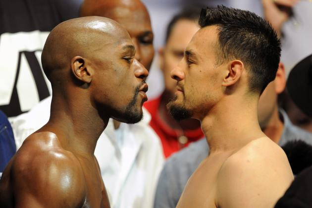 Mayweather vs. Guerrero: Latest Betting Lines and Expert Picks