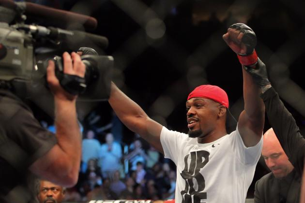 Power Ranking Every UFC Title Fight Round from the Career of Champion Jon Jones