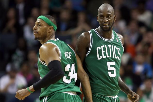 What's Next for Paul Pierce, Kevin Garnett and Boston Celtics?