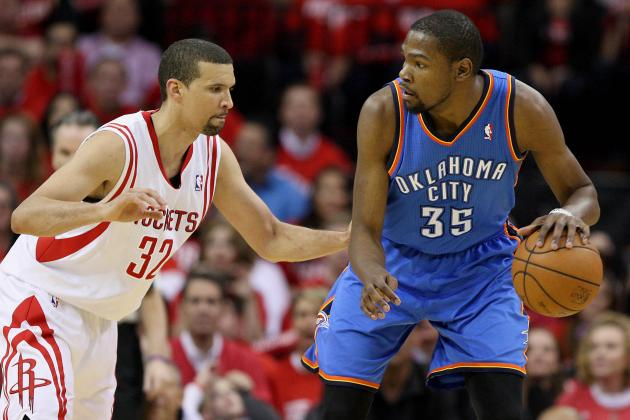 Houston Rockets vs. OKC Thunder: Game 6 Postgame Grades and Analysis