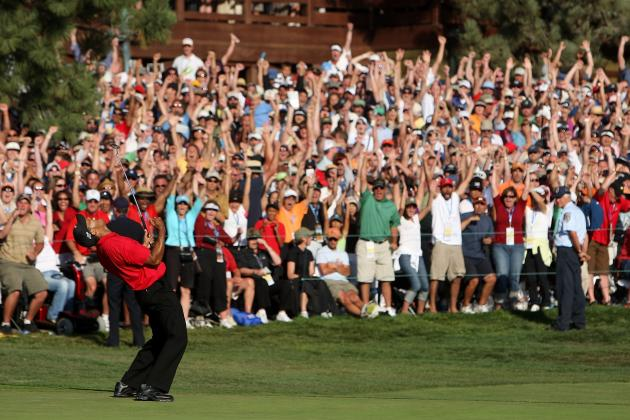 The 10 Best Golf Celebrations in History
