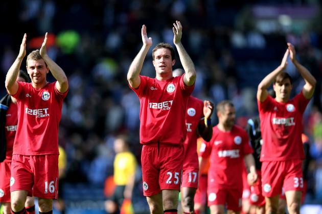 Premier League Roundup: Wigan and Villa Claim Vital Wins in Relegation Battle