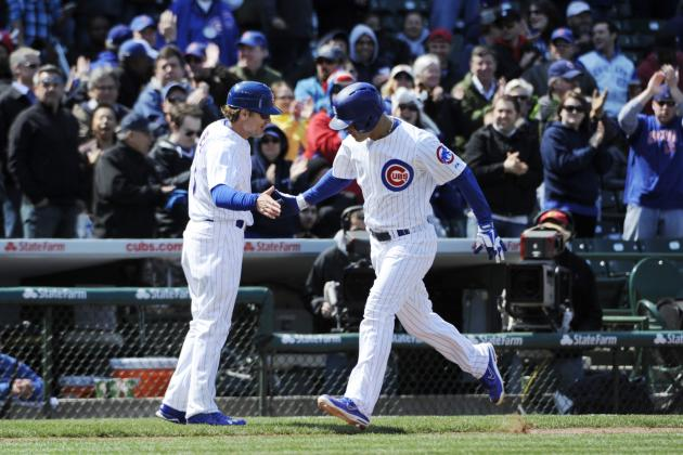 Grading Every Cubs Player Through the 1st Month of the Season