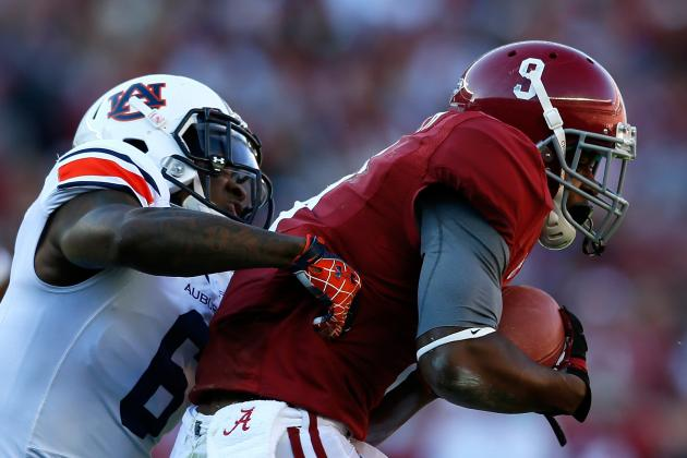 SEC Football: Power Ranking the Best Rivalries in the SEC