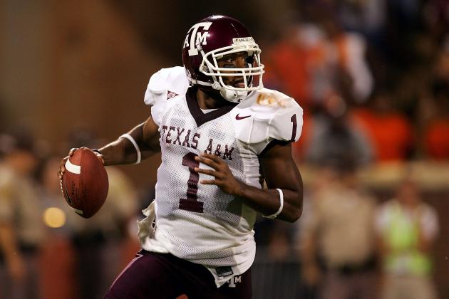 Texas A&M Football: All-Time Best Recruits at Each Position