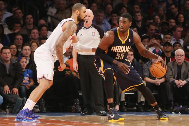NBA Playoff Picks: Indiana Pacers vs. New York Knicks, Game 1