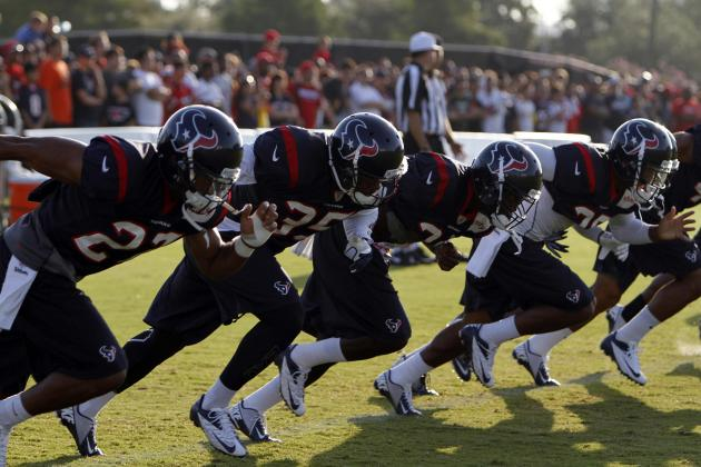 Early Projections for Houston Texans' Final 53-Man Roster