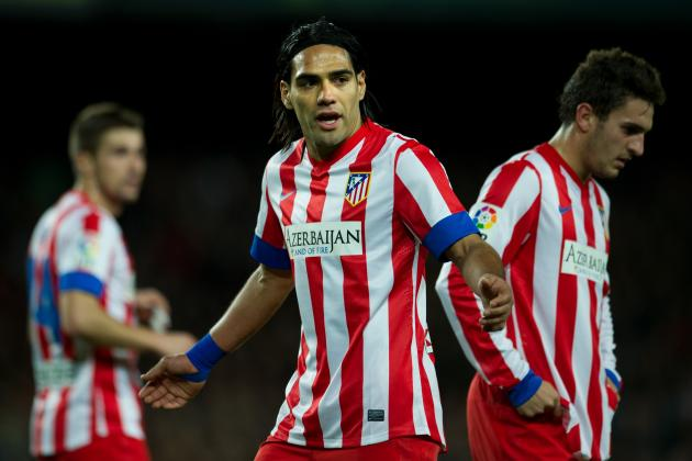 Atletico Madrid: 5 Strikers Who Could Replace Radamel Falcao