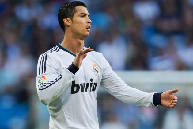 World Football Gossip Roundup: Cristiano Ronaldo, Gareth Bale, Edin Dzeko