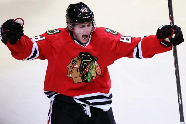 Top 10 Highlights from Week 1 of 2013 NHL Stanley Cup Playoff Action