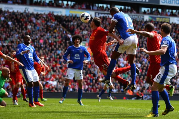 Liverpool 0-0 Everton: 6 Tactical Takeaways from Derby Stalemate