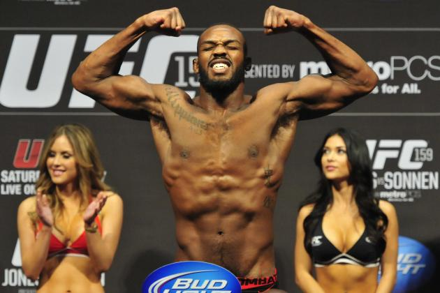 How Would Jon Jones Fare Against the Top 5 UFC Heavyweights?