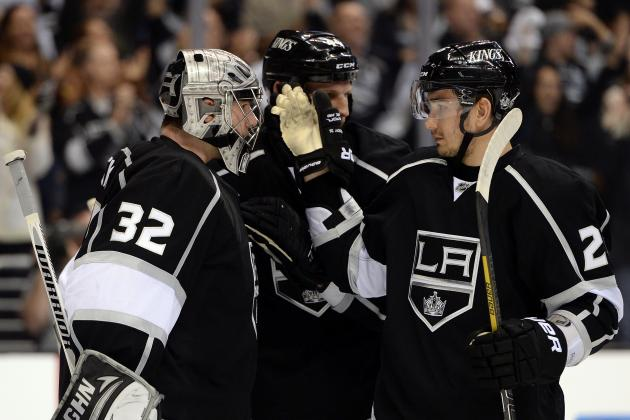 Who's Hot and Who's Not for Los Angeles Kings in 2013 Stanley Cup Playoffs