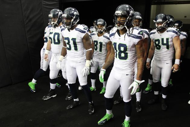 Early Projections for Seattle Seahawks' Final 53-Man Roster