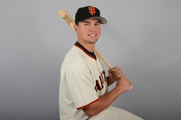 San Francisco Giants: Stock Up, Stock Down for Top 10 Prospects for Week 5