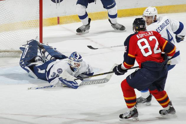 Solutions to the 3 Biggest Problems Tampa Bay Lightning Faced in 2013 Season