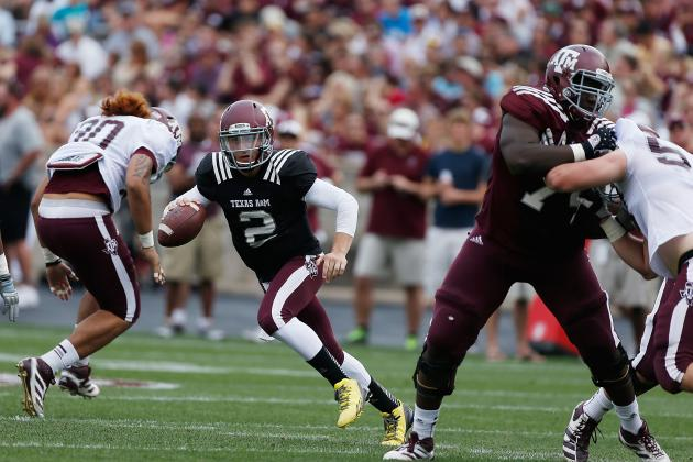 Texas A&M Football: How Will Teams Try to Stop Johnny Manziel?