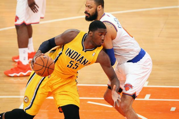 Indiana Pacers vs. New York Knicks: Game 1 Postgame Grades and Analysis