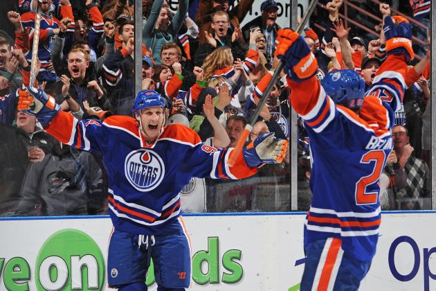 Solutions to the 3 Biggest Problems Faced by the Edmonton Oilers in 2013