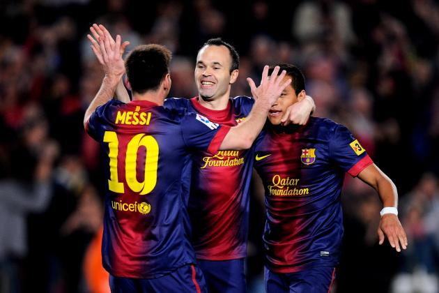 Rating the Barcelona Players in Their 4-2 Win Against Real Betis