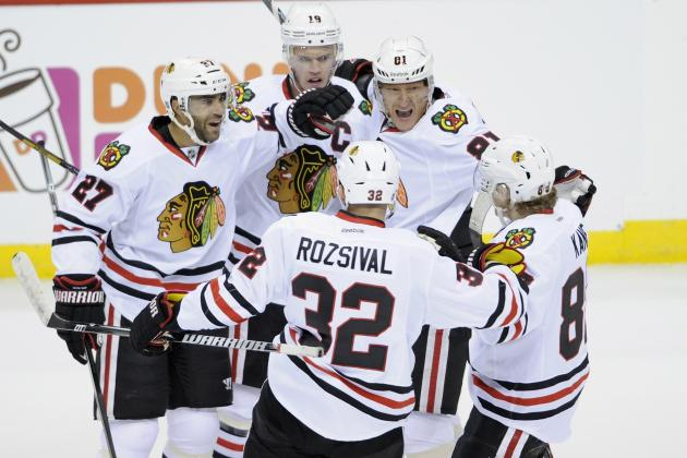 Top 5 Story Lines Surrounding Chicago Blackhawks' Postseason Performances
