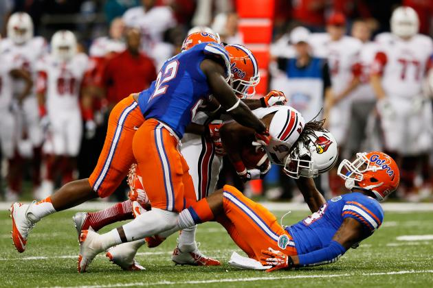 Florida Football: 5 Strongest Position Units on the Gators' Roster in 2013