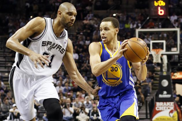 What's Happened Since Golden State Warriors Last Won in San Antonio?
