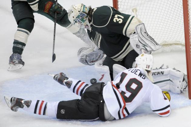 Ranking the 5 Biggest Early Surprises in the 2013 NHL Stanley Cup Playoffs
