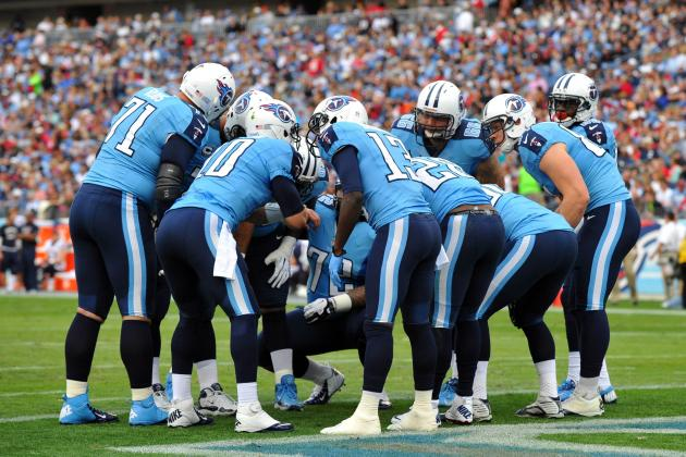 Early Projections for the Tennessee Titans' 53-Man Roster