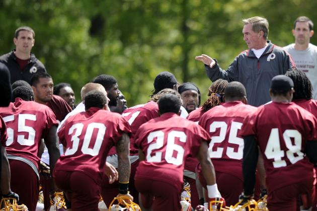 Washington Redskins: Early Projections for Final 53 Man Roster