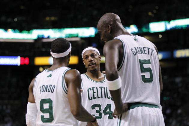 Grading Every Boston Celtics Starter in 2012-13
