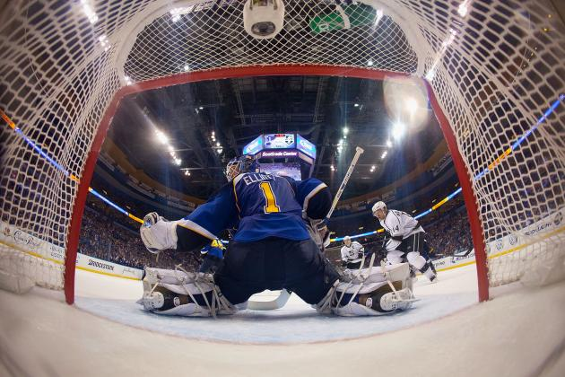 St. Louis Blues: 5 Keys to Closing Out the Kings