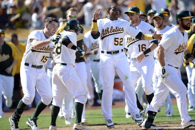 10 Signs the Oakland Athletics Are Destined to Reach the Playoffs