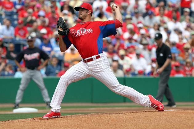 Stock Up, Stock Down for Philadelphia Phillies' Top 10 Prospects for Week 5